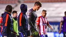 Atlético de San Luis anuncia 10 bajas y se queda sin arqueros