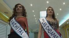 Esta mujer sueña con ser la primera reina de belleza sin brazos en Veracruz, México