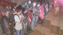 Unos 1,800 niños cruzaron solos la frontera este mes en Arizona y van nueve entregas masivas de indocumentados