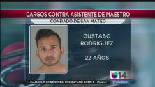 Arrestado por mantener una relación inapropiada con alumno