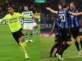 Dortmund vence al Sporting Lisboa sin Haaland; Brujas le remonta al Leipzig