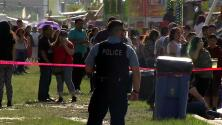 Un hombre resulta herido en tiroteo frente a la entrada del festival Taste of Mexico en Chicago
