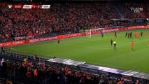 ¡Se adelanta Países Bajos! Van Dijk pone el 1-0 ante Gibraltar