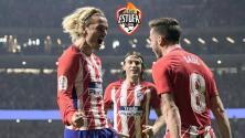 Griezmann regresaría al Atlético en intercambio con el Barça por Saúl