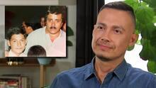 """""""Mi papá tuvo problemas con el alcohol"""": Luis Sandoval recuerda con nostalgia que se perdonaron antes de su muerte"""