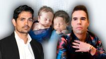 Ferdinando Valencia celebra la felicidad de Emir Pabón por su bebé a la par que revive la pérdida de Dante