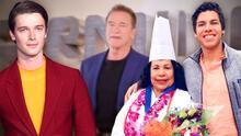 Joseph Baena y su hermano Patrick, hijos de Arnold Schwarzenegger, son captados juntos por primera vez