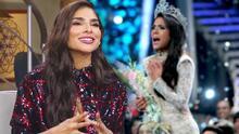 Alejandra Espinoza destaca el talento que demostrarán las participantes a Nuestra Belleza Latina 2021