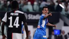Debut soñado del 'Chucky, pero Napoli cayó en el último minuto