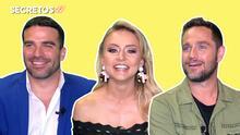 SECRETOS: La entrevista que no esperaban Angelique Boyer, Michel Brown y Alejandro Nones de 'Amar a Muerte'