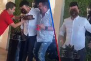 Tremendo pastelazo: Edén Muñoz no se salvó en la celebración de su cumpleaños