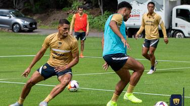 ¡Refuerzos de los Pumas ya se estrenaron como goleadores!