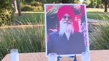 Comunidad de Tracy realiza una vigilia en memora de Parmjit Singh
