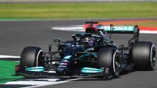 Hamilton conquista el GP de Gran Bretaña tras choque con Verstappen