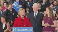 Una aparente victoria para Hillary Clinton