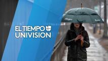 Se anticipan lluvias intensas y descargas eléctricas para este miércoles en Puerto Rico