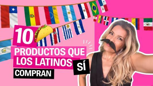 10 productos que los latinos sí compran   La Insider   La Insider