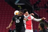 EN VIVO | Neres anota y el Ajax vuelve a ampliar la distancia