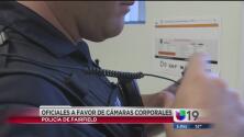 Fairfield a favor de cámaras corporales en policías