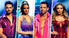 El público podrá votar por su estrella favorita de Mira Quién Baila y conocerá el resultado en Sal y Pimienta
