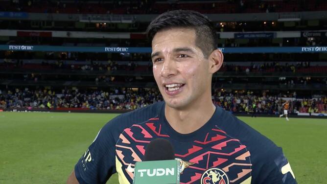 Chucho López, feliz tras cumplir el sueño de jugar ante Tigres