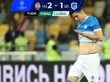 Gerardo Arteaga y el Genk se despiden pronto de la Champions League