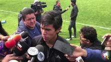 """¿Pedrada a Chivas? Macías habló: """"León es un equipo no pesado, aquí todos son buena onda"""""""
