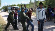 Cifra de familias detenidas en la frontera registra leve disminución pese a la política 'tolerancia cero'