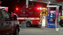 Roba ambulancia con paciente adentro en las calles de Houston