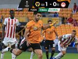 Jiménez le da el boleto al Wolverhampton a los Cuartos de Final de la Europa League