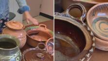 ¿Por qué las autoridades de salud de Nueva York recomiendan no utilizar ollas y platos hechos de barro?