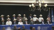 18 condados texanos firman pacto con ICE
