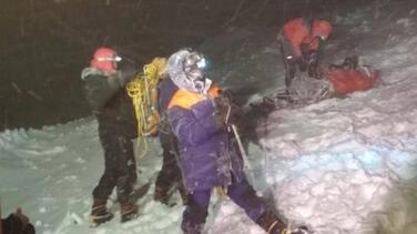 Cinco alpinistas mueren en Rusia en una ascensión al monte Elbrús