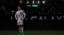 LA Galaxy empata 2-2 con Dallas gracias a 'Chicharito' Hernández