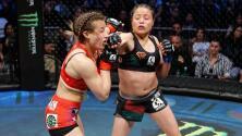 Melissa Martínez va por el título de las 115 libras en Combate Américas