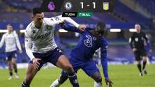 Chelsea desperdicia chance de meterse en puestos europeos