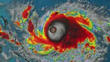 Meteorólogos analizan la trayectoria de Dorian y hablan de que aún puede intensificarse
