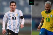 Messi y Neymar sostendrán épica batalla por levantar la Copa América
