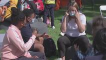 Con música y eventos culturales, así se celebró el Día Internacional de la Niña en esta secundaria de Los Ángeles