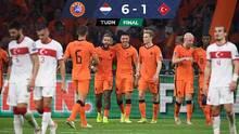 Holanda aplasta a Turquía en una noche mágica de Memphis