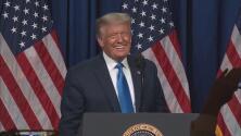 Trump celebrará el aniversario 75 de la Segunda Guerra Mundial en Wilmington