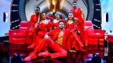Estrellas participantes toman un vuelo con mucho 'flow' y con destino a la cuarta gala de Mira Quién Baila