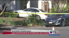 Veterinaria murió en un acto de homicidio-suicidio