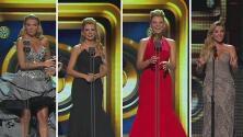 Marjorie de Sousa y sus mejores y peores 'looks' en Premios Bandamax