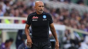 """DT de Napoli sobre molestia de Chucky: """"Yo sustituyo a quien quiero"""""""