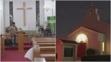 Rompieron ventanas, ingresaron a una iglesia y robaron los instrumentos de una banda de música cristiana