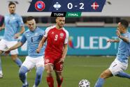Con golazo de Braithwaite, Dinamarca sacó gran triunfo en Israel