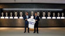 Dani Carvajal renueva su contrato con el Real Madrid hasta el año 2025
