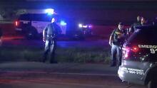 Motociclista muere en accidente al norte de Houston