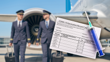 Cobros y despidos: Medidas que aerolíneas planean implementar con sus empleados (si no se vacunan)